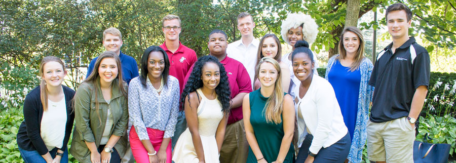 Photo Student Ambassadors 2016