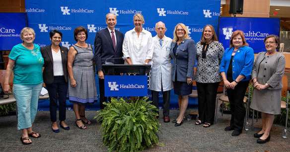 Most Diagnosed With Ovarian Cancer Die Of It But A Special Type Of Screening Free At Six Sites In Kentucky Can Reverse The Odds Kentucky Health News