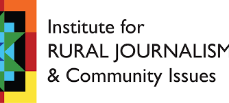 Institute for Rural Journalism and Community Issues logo