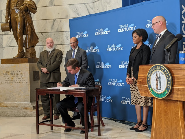 Governor signs order